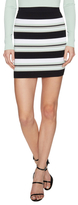 Ronny Kobo Ronny Stripe Rib Pencil Skirt