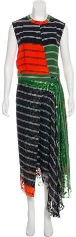 Preen by Thornton Bregazzi Sofiya Silk Dress