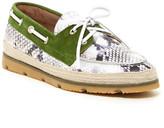 Donald J Pliner Pali Boat Shoe