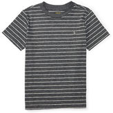 Ralph Lauren Childrenswear Stripe Crew Neck T-Shirt