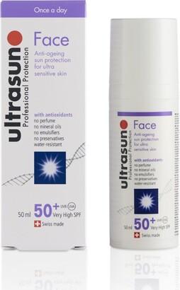 Ultrasun Ultra Sun Face Sun Lotion SPF50