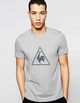 Le Coq Sportif T-shirt In Grey 1610166
