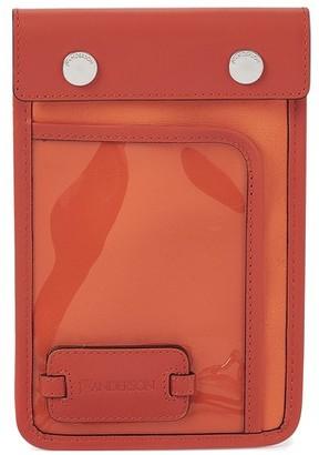 J.W.Anderson Pulley clutch bag
