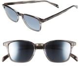 Salt Men's Murdock 51Mm Polarized Sunglasses - Asphalt Grey