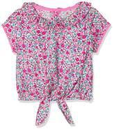 Billieblush Girl's Blouse Short Sleeve T-Shirt