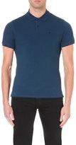 Sandro Anthem Cotton-piqué Polo Shirt