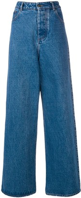 Ami Wide Fit 5 Pockets Jeans