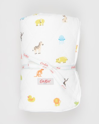 Cath Kidston Embroidered Pram Blanket - Babies-Kids