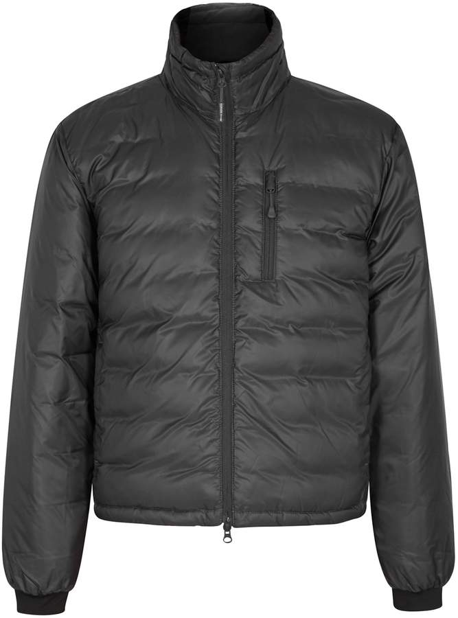 23e1f7ce283 Lodge Fusion Fit Charcoal Shell Jacket