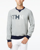 Tommy Hilfiger Men's Big & Tall Legend Graphic-Print Logo Sweatshirt