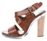 Marni Patent Leather Sandals