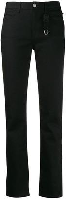 Alyx keyring detail slim-fit jeans