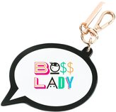Sophia Webster speech bubble keyring - women - Polyurethane/Metal (Other) - One Size