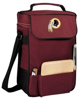 NFL Picnic Time NFL Washington Redskins Duet Wine and Cheese Tote - Burgundy