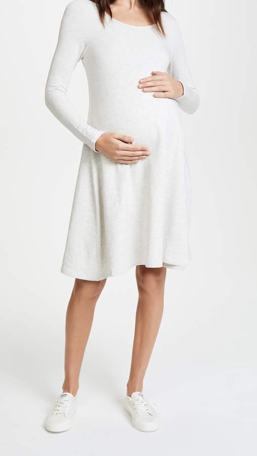 Ingrid & Isabel Trapeze Sweatshirt Dress
