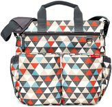 Bed Bath & Beyond SKIP*HOP® Duo Signature Diaper Bag in Triangle
