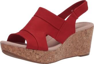 Clarks Women's Annadel Ivory Sandal