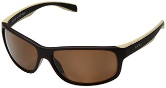 Zeal Optics Sable (Matte Brown Khaki w/ Polarized Copper Lens) Polarized Fashion Sunglasses