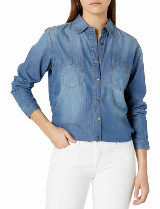 Mavi Jeans Women's Juliet Denim Shirt
