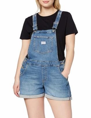 Levi's Plus Size Women's Pl Shortall Jumpsuit