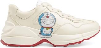 Gucci Doraemon x women's Rhyton sneaker