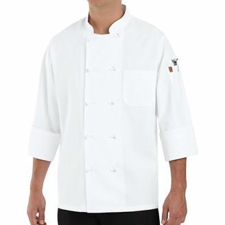Red Kap Chef DesignsExecutive Chef Coat