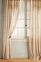 Anthropologie Cordelia Curtain