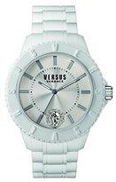 Versus By Versace Men's SOY020015 Tokyo Analog Display Quartz White Watch