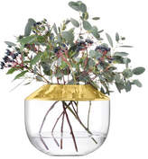 LSA International Space Gold Vase