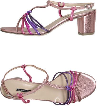 Daniele Ancarani High-heeled sandals