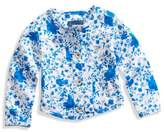 GUESS Girl's Floral-Print Jacket (2-5xy)
