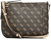GUESS Gia Quattro G Crossbody