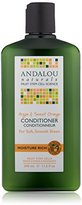 Andalou Naturals Moisture Rich Conditioner, Argan and Sweet Orange, 11.5 Ounce