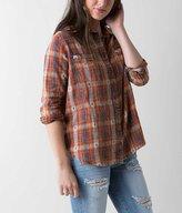 Angie Plaid Shirt