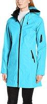 Ilse Jacobsen Women's Damen 3/4 Regenjacke, RAIN37 Waterproof Jacket,UK 8