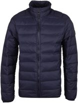 Timberland Bear Head Navy Goose Down Quilted Jacket
