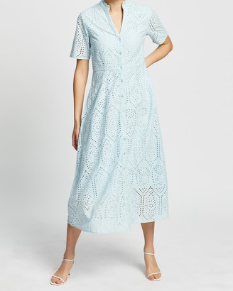 Y.A.S Holi Long Shirt Dress
