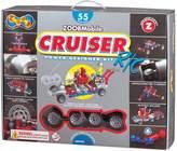 Kohl's ZOOBMobile Cruiser 55-pc. Remote Control Power Designer Kit