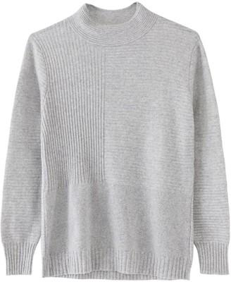 Voya Knitted Turtleneck Cashmere Jumper