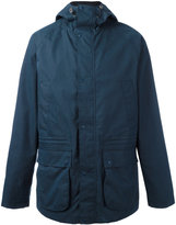 Barbour Downpour raincoat - men - Cotton/Polyamide/Polyester - L