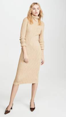 525 America Turtleneck Sweater Dress