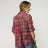 Denim & Supply Ralph Lauren Ipswich Plaid Utility Shirt