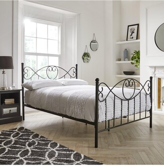 Juliette Metal Bed Frame with Mattress Options (Buy and SAVE!)