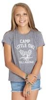 Billabong Girl's Little Owl Graphic Tee