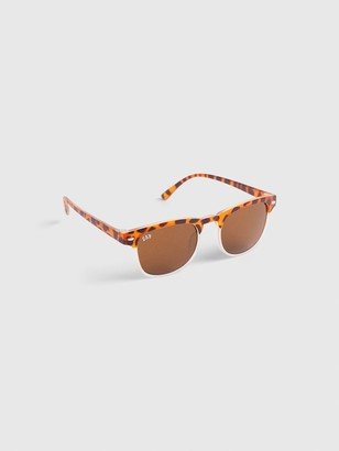 Gap Kids Leopard Sunglasses