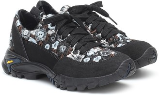 Cecilie Bahnsen x Diemme Max macrame lace sneakers