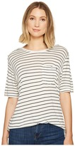 Obey Borrowed Top Women's Short Sleeve Pullover