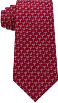 Club Room Men's Martini Silk Tie, Created for Macy's