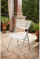 Cosco Home And Office Commercial Resin Folding Chair Home and Office Color: White