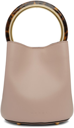 Marni Pink Small Pannier Bag